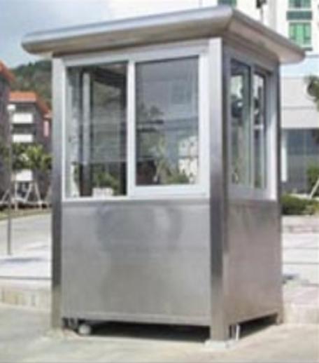 SCGT103不锈钢岗亭